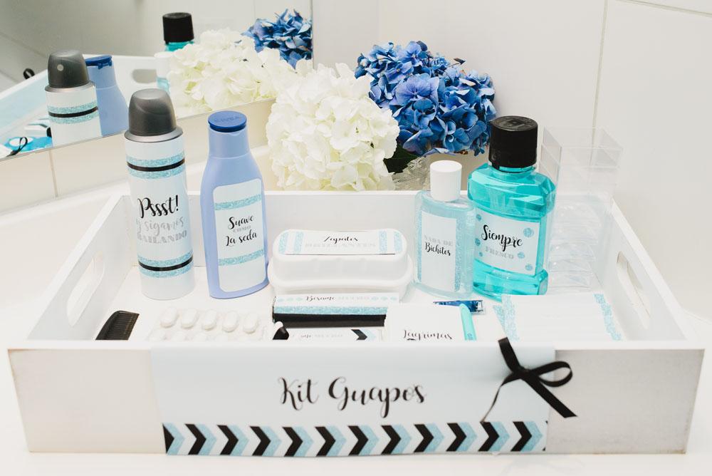 _ Kit de baño Guapos