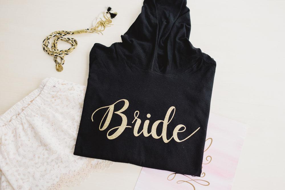 _ Polerón Bride Oro