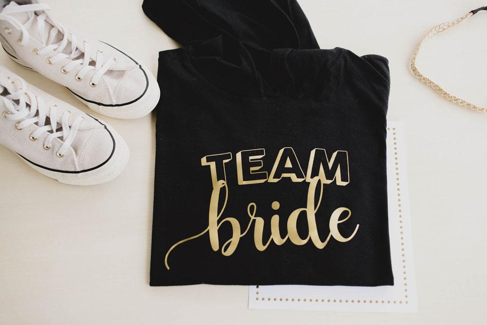 POLERÓN Team bride